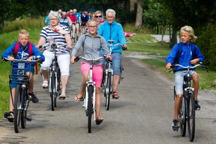 Routes Fiets4Daagse