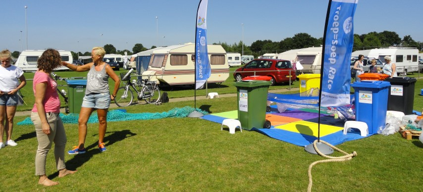 Fiets4Daagse camping